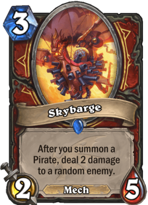 Skybarge Card