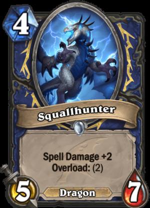 Squallhunter Card