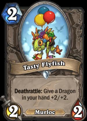 Tasty Flyfish Card