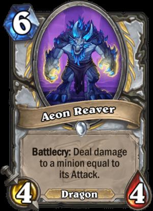 Aeon Reaver Card