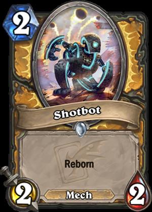 Shotbot Card