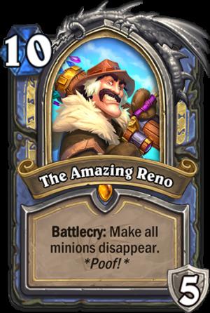 The Amazing Reno Card