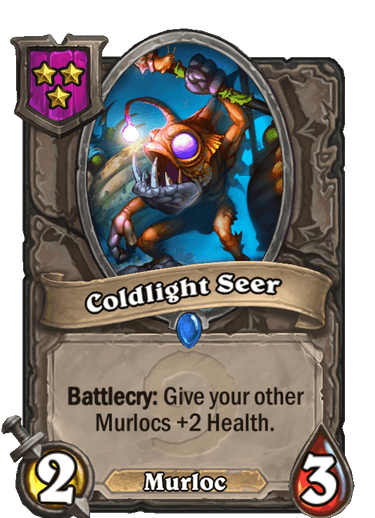 Coldlight Seer Card!