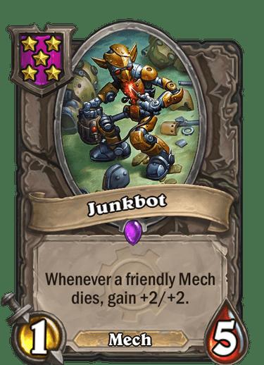 Junkbot Card!