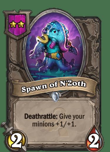 Spawn of N'Zoth Card!