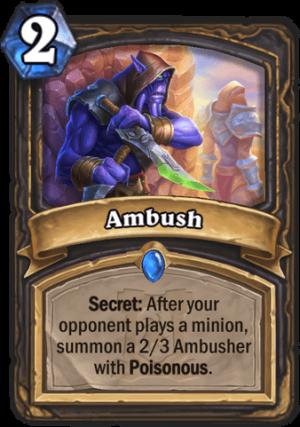 Ambush Card