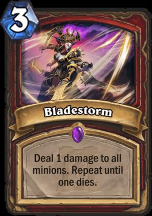 Bladestorm Card