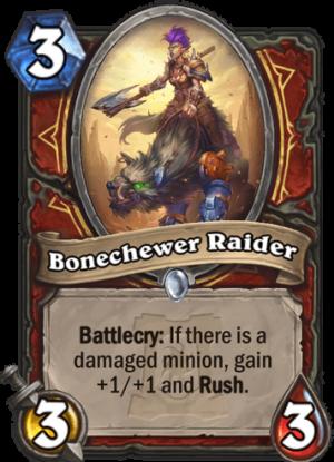 Bonechewer Raider Card