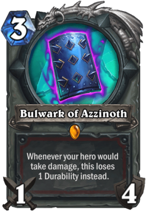Bulwark of Azzinoth Card