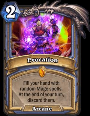 Evocation Card