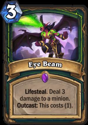 Eye Beam Card