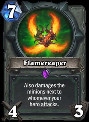 Flamereaper Card