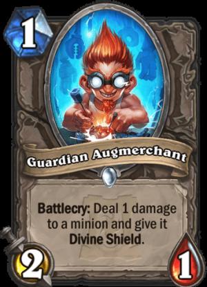 Guardian Augmerchant Card