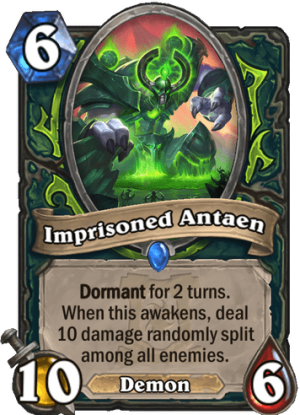 Imprisoned Antaen Card