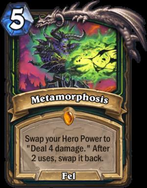 Metamorphosis Card
