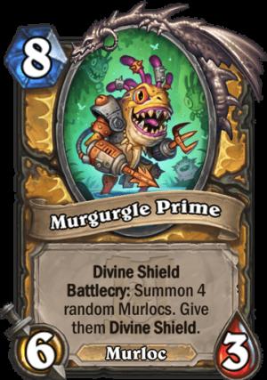 Murgurgle Prime Card