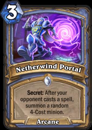 Netherwind Portal Card