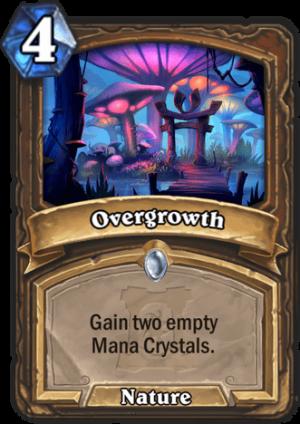 Overgrowth Card