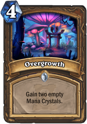 Overgrowth Card