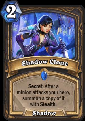 Shadow Clone Card