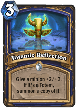 Totemic Reflection Card