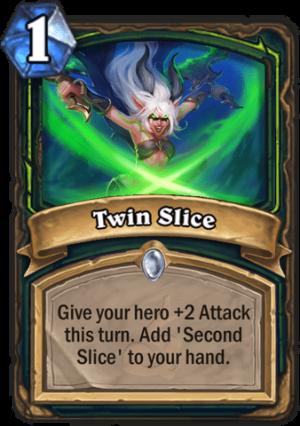 Twin Slice Card