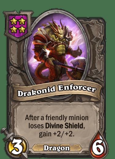 Drakonid Enforcer Card!