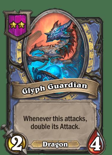 Glyph Guardian Card!