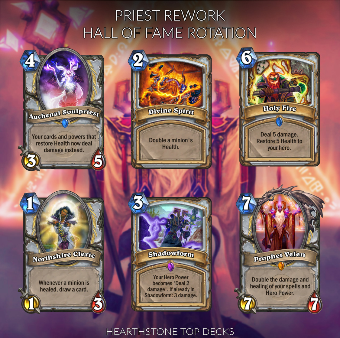 which golden cards to disenchant dragon soul