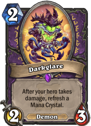 Darkglare Card