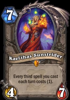 Kael'thas Sunstrider Card