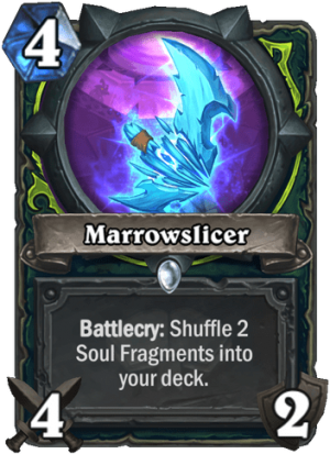 Marrowslicer Card