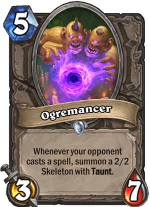 Ogremancer Card