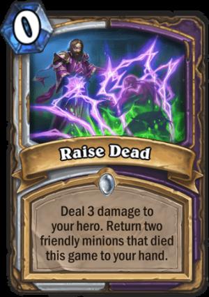 Raise Dead Card