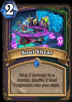 Soul Shear Card