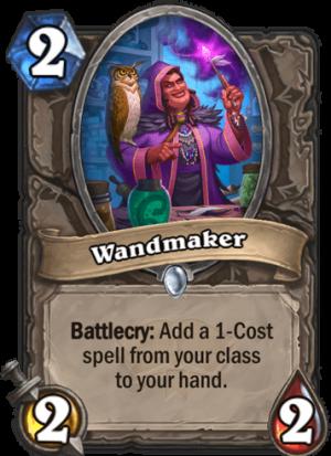 Wandmaker Card