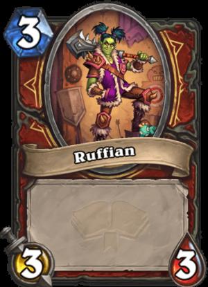 Ruffian Card