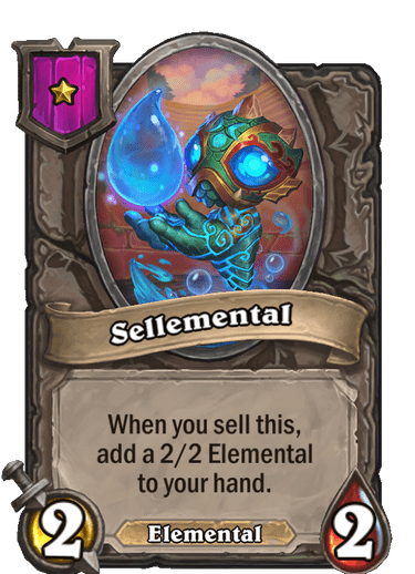 Sellemental Card!