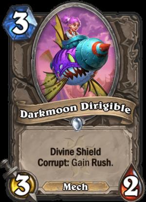 Darkmoon Dirigible Card