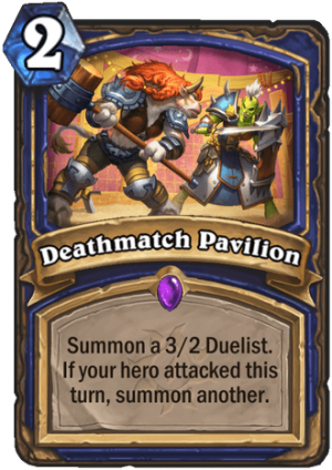 Deathmatch Pavilion Card