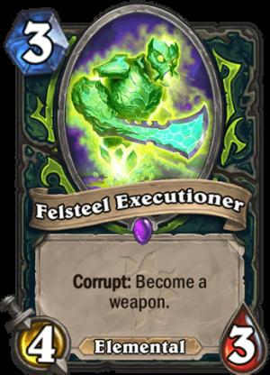 Felsteel Executioner Card