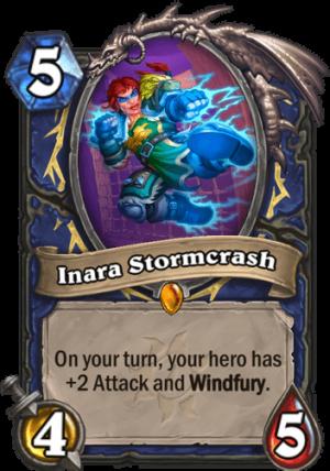 Inara Stormcrash Card