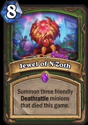 Jewel of N'Zoth Card
