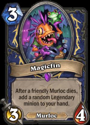 Magicfin Card