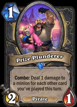 Prize Plunderer Card