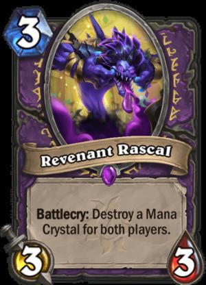 Revenant Rascal Card