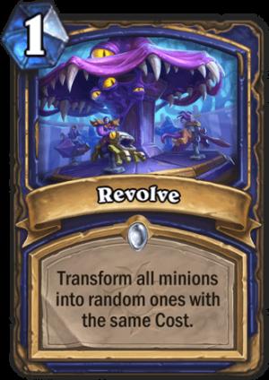 Revolve Card
