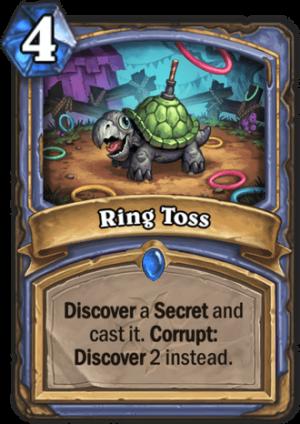 Ring Toss Card