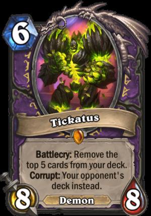Tickatus Card