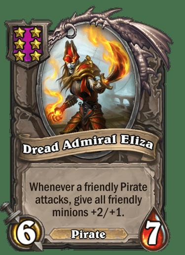 Dread Admiral Eliza Card!
